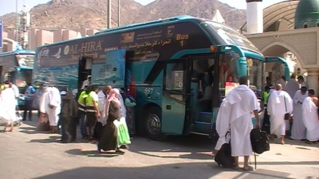 Best Bus Transport Services in Saudi Arabia for Hajj Group